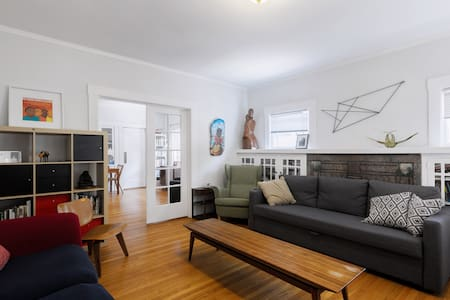 Long Term Stay in Rockridge near UC Campus