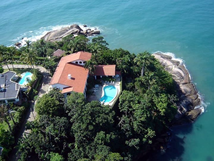 Luxury 9Bedroom Villa with Sea View