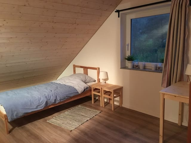 Spacious Room near Basel & Black Forrest - Wittlingen - Hus