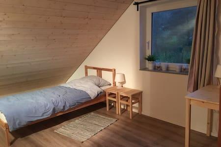 Spacious Room near Basel & Black Forrest - Wittlingen - Hus