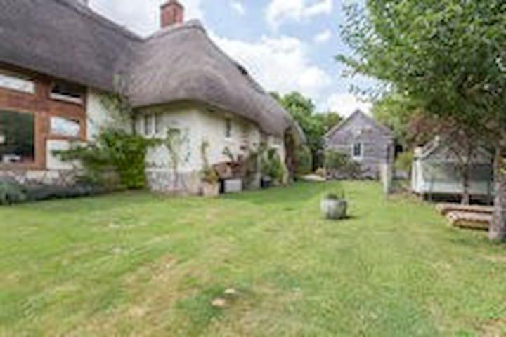 The Garden Cottage bedrooms