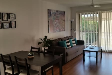 Newly Furnished 2bedroom near Brisbane CBD - Auchenflower