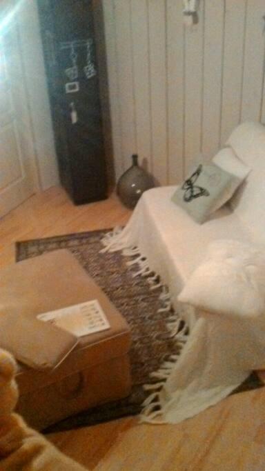 chambre lit BZ 2 personnes