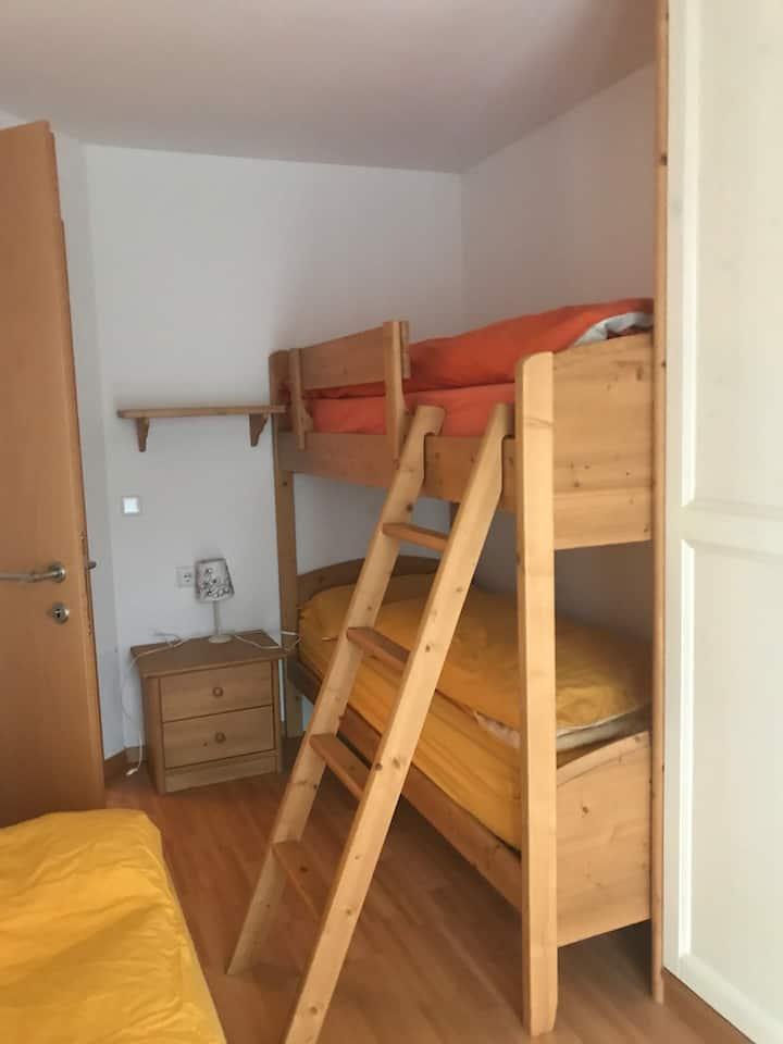 Appartamento nella splendida cornice dolomitica