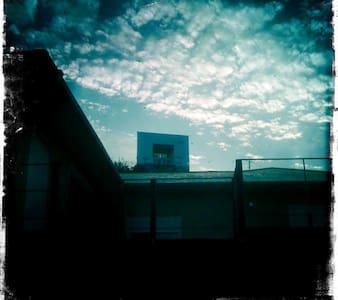 糸島。海の見える絶景のテラスでココロのデトックス - House