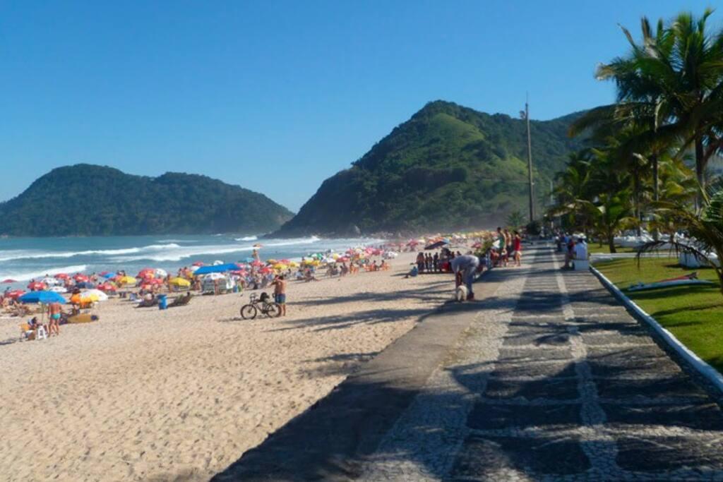 Praia do Tombo - Gjá