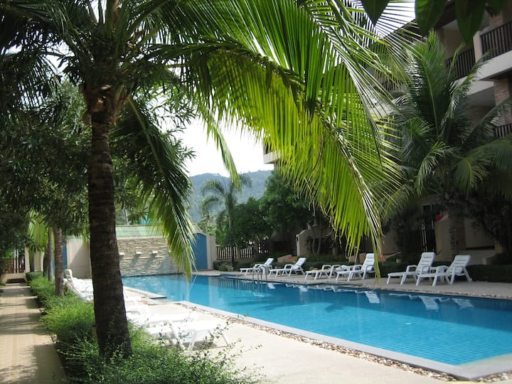 Chaweng Poolside ground Apartment SPECIAL OFFER