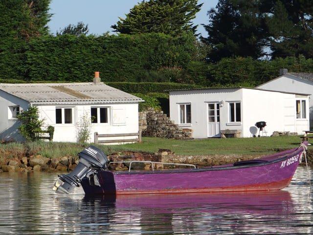 Gulf of Morbihan,  - Crac'h - Hus