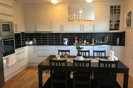 Charming & modern Apt. near Center - 卡爾斯塔德(Karlstad) - 公寓