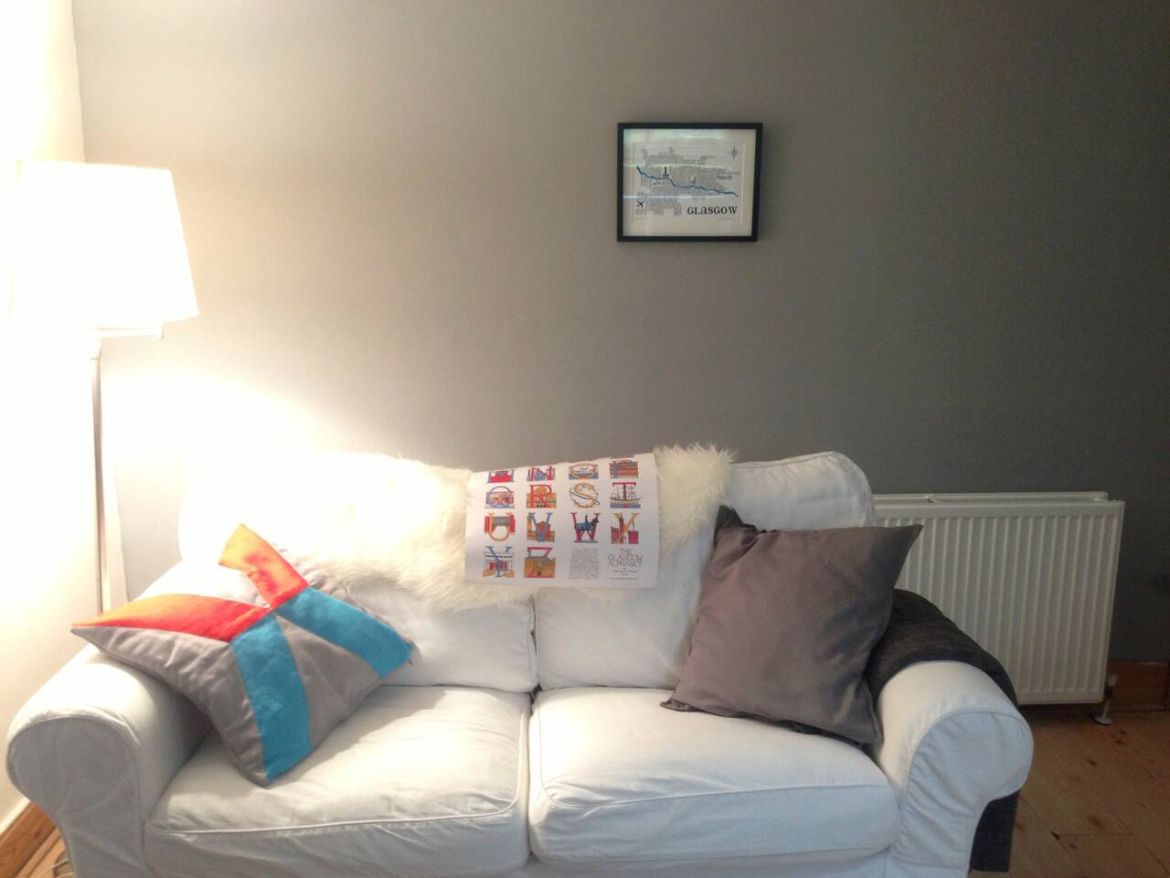 west end garden flat with parking flats for rent in glasgow