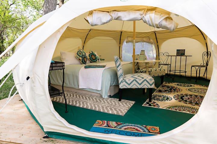 Peace Yurt
