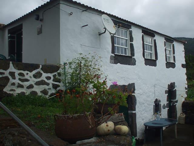 Adega do Batista, São Jorge Island - San Jorge - Ház