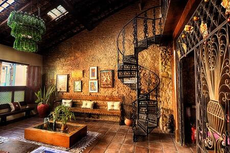 Suítes aconchegantes no Sítio Histórico de Olinda
