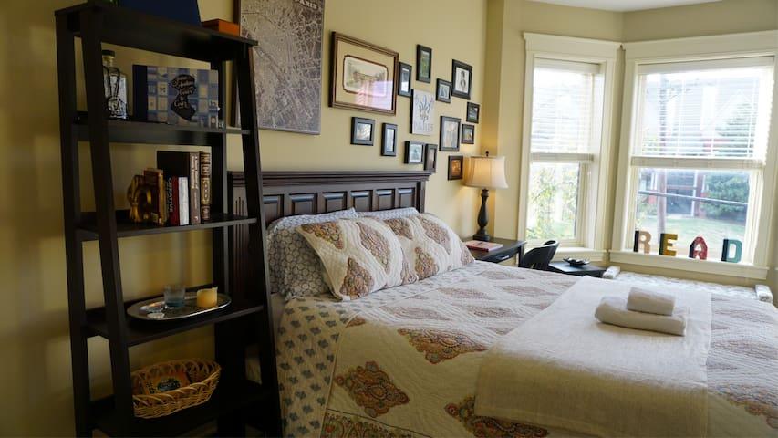 Modern 2 Bedroom, 2 Bathroom Apt By SLU!