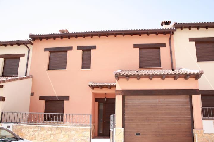 Casa la Cerca del Palomar - Ayllón - Σπίτι