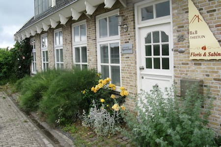 B&B Floris&Sabina, 4km. Willemstad - Heijningen - Penzion (B&B)