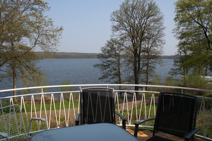 Beautiful Lakehouse flat - Hennickendorf - Apartament