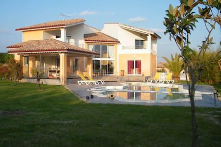 Villa Californienne - Clarensac