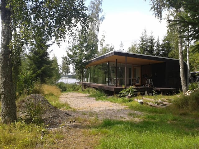 'Lyckan' Swedish Summer Cottage - Urshult - Chatka