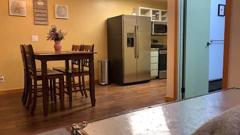 Cozy Designer Apartment Near Downtown Juneau