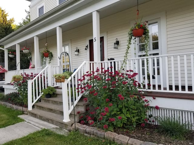 Holcomb's B&B, Village B&B
