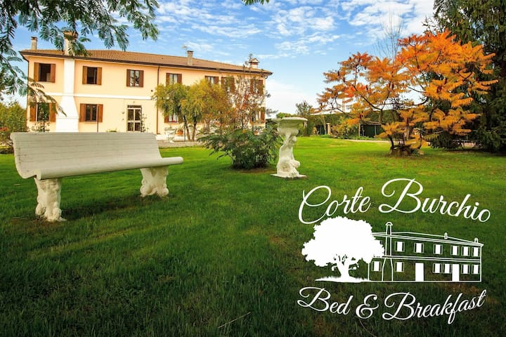 B&B Corte Burchio - Bellombra