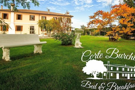 B&B Corte Burchio - Bellombra - Bed & Breakfast