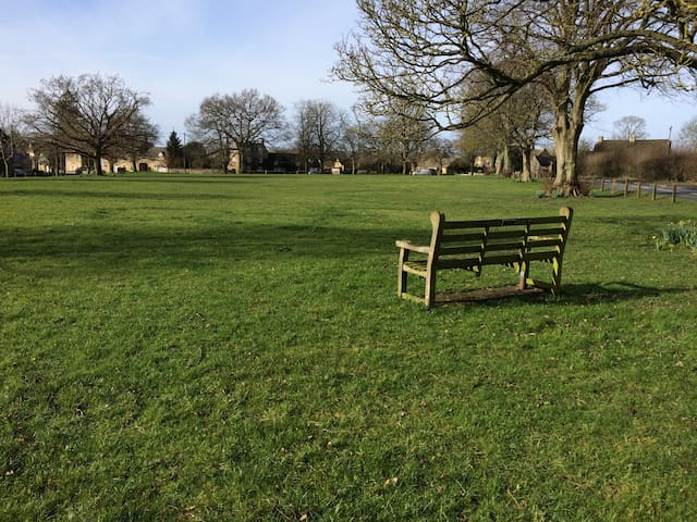 Cotswold Village Green - Kingham - Dom