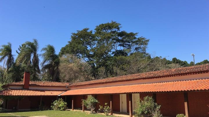 Sitio em meio a natureza em Bragança Paulista