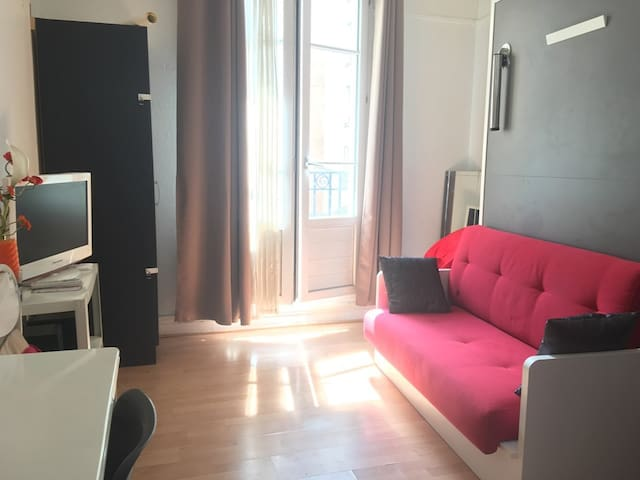 Charmant appartement - nice and calm parisian flat