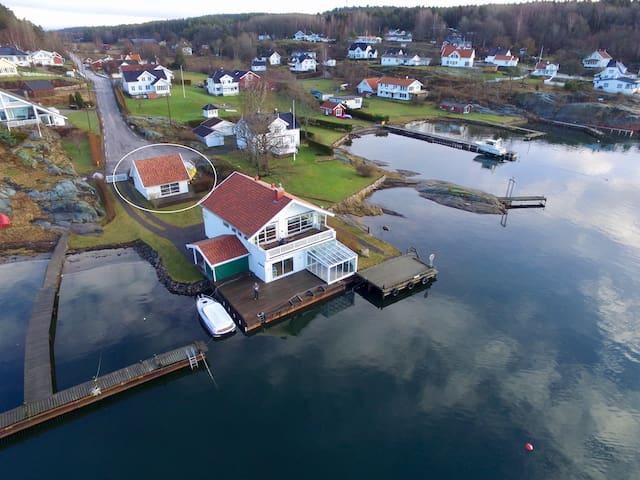 Beautiful cabin - Nøtterøy - Rumah Tamu