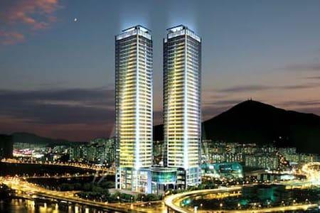 Centum City House - Haeundae-gu - Apartamento