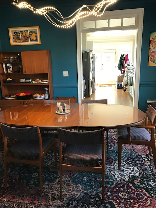 Dining Room - common area
