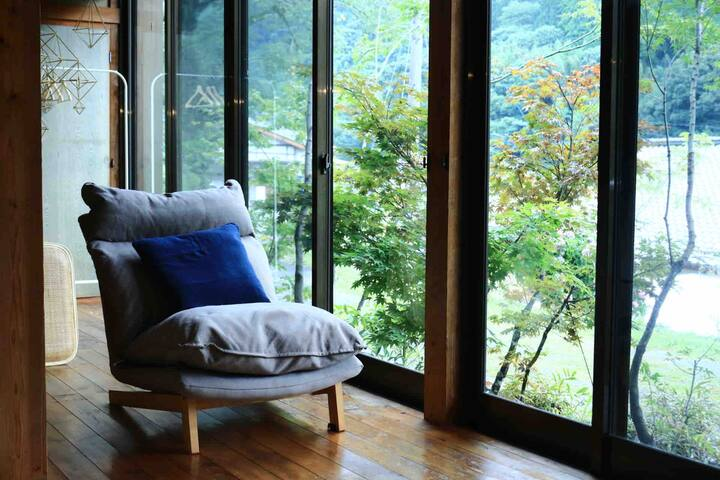 suyasuya.(private 15㎡)hostel&tea/Kumamoto,yamaga