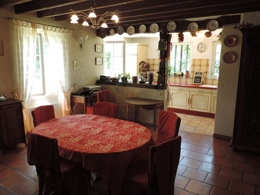 Salle a manger (12 couverts)