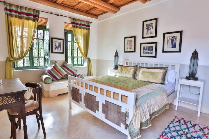 Logement aux Jardins De Villa Maroc Essaouira