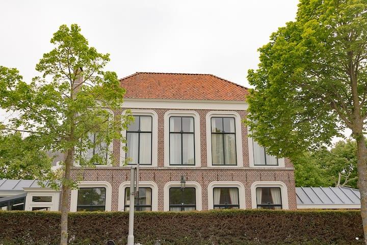 Duinborg Margriet, Modern comfort, klassiek huis.
