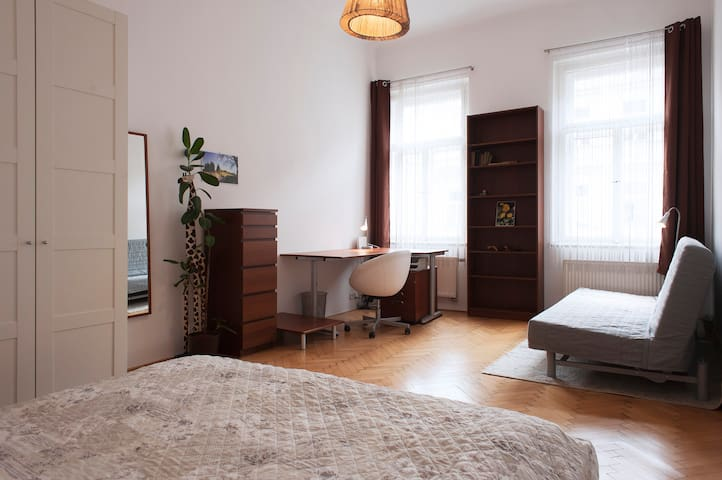 Cosy place 10 mins walk from Charles bridge - Praag - Appartement