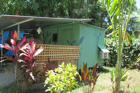 Private A/C Cabina 2 w/pool steps from beach