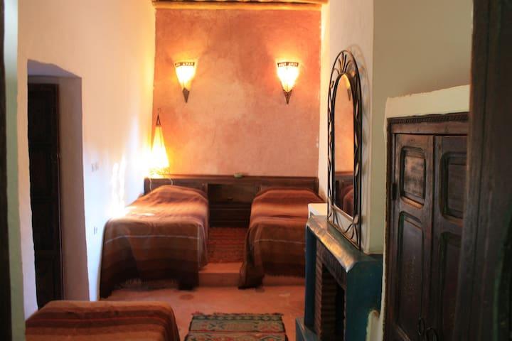 Chambre Verveine - Chambre cascades d'ouzoud