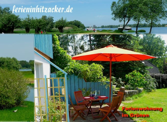 Große Ferienwohnung im Grünen - Hitzacker (Elbe)