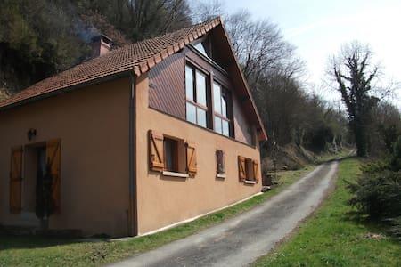 Maison vue sur rivière - Saint-Rémy-de-Blot