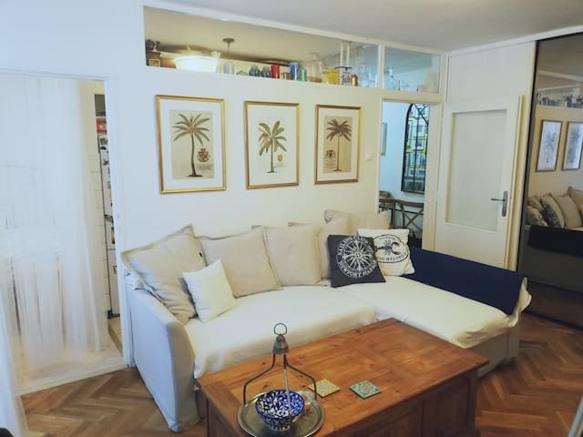 Apartment in Old Town with own terrace