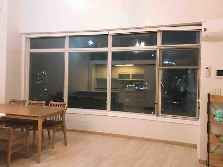 Double floor,City View,Clean room:)동대문역사문화공원 도보5분!