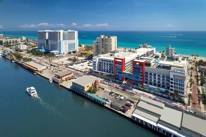 Studio at the beach, Costa Hollywood, Miami, FL