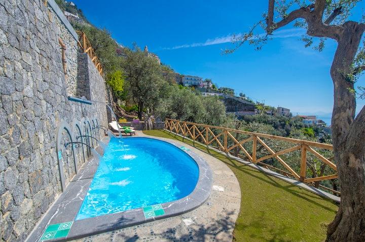 La Cicala - Sosòre - Amalfi Coast