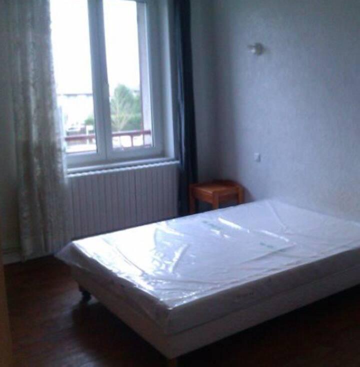 Chambre n°2 : maison en Colocation