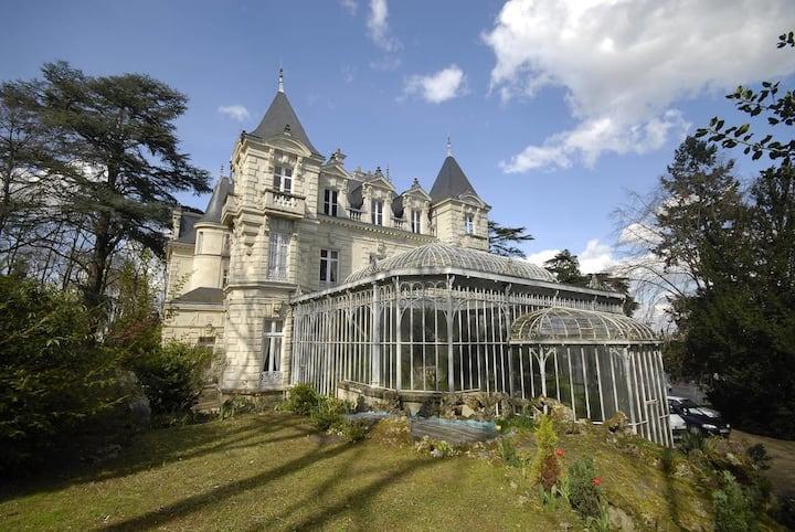 Château en Pays de la Loire