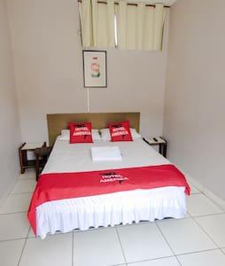 Apartamento Casal (em Hotel no centro de Jacareí)