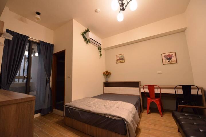 台南永康夢時代崑科大旁全新電梯出租會館 1001 - Yongkang District - Bed & Breakfast